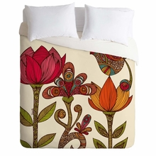 In The Garden Lightweight Duvet Cover