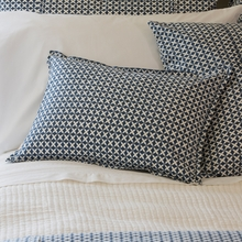 Navy Hartford Boudoir Pillow