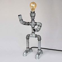 Industrial Robot Table Lamp