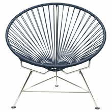 Innit Chair - Grey Weave