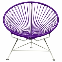 Innit Chair - Purple Weave