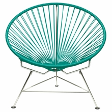 Innit Chair - Turquoise Weave