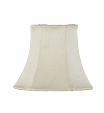 Ivory Chandelier Shade