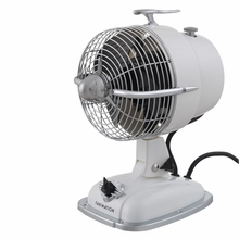 Ivory Urbanjet Retro Portable Fan