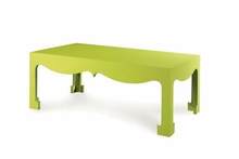 Jordan Coffee Table - Green