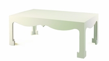 Jordan Coffee Table - White