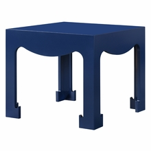 Jordan Tea Table - Navy Blue