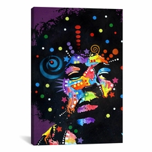 Jimi Canvas Wall Art