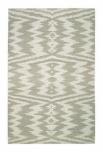 Junction Rug in Beige