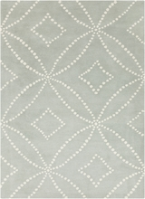 Kaleidoscope Harlequin Rug in Gray