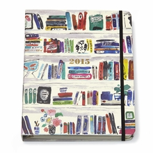 Kate Spade 2015 Bella Bookshelf Large Agenda