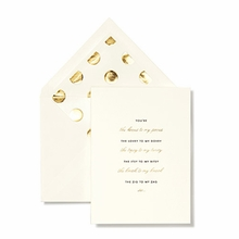 Kate Spade Hocus to My Pocus Bridesmaid Bridal Note Card Set