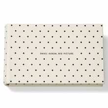 Kate Spade It All Just Clicked Small Deco Dots Photo Album