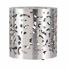 Kihei Stool Stainless Steel