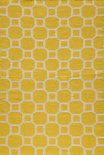 Laguna Stones Rug in Lemon