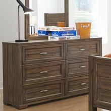 Landon Six Drawer Dresser