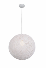 Large Chaos Bubble Pendant Light