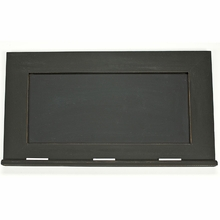 Large Rectangle Chalkboard with Custom Color Frame