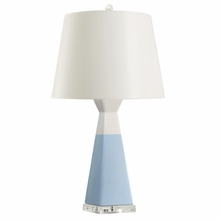 Light Blue Gia Lamp Base