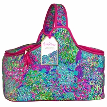 Lilly Pulitzer Lilly's Lagoon Insulated Party Cooler