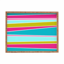 Lily Pad Rectangle Tray