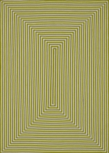 Lime In/Out Rug
