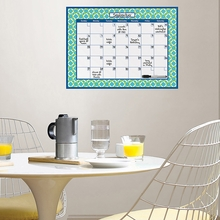 Links Monthly Peel & Stick Dry-Erase Calendar