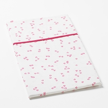 Little Flutter Standard Pillow Case in Pink
