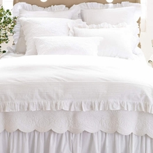 Louisa White Duvet