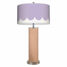Louise Table Lamp in Multiple Patterns