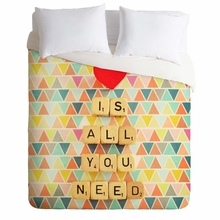 Love Is All You Need Lightweight Duvet Cover