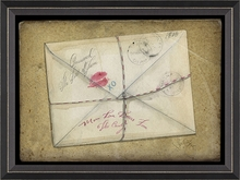 Love Letters From The Country Framed Wall Art