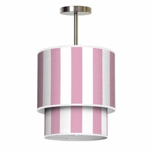 Lumiere Vertical Stripes Pendant