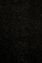 Luster Shag Rug in Black