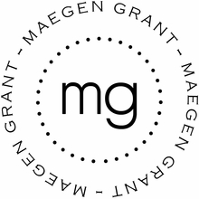 Maegen Personalized Self-Inking Stamp
