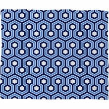 Magnetic Fleece Throw Blanket
