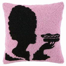 Marie Antoinette Hook Pillow