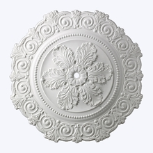 Marietta Ceiling Medallion in White