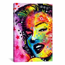 Marilyn #2 Canvas Wall Art