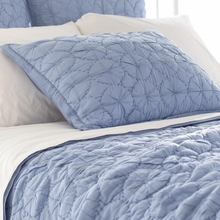 Marina French Blue Standard Sham