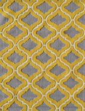 Marrakesh Yellow Rug