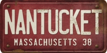 Massachusetts Custom License Plate Art