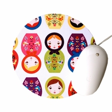 Matryoshka Doll Mouse Pad