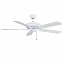 Matte White Aire Decor Ceiling Fan