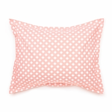 On Sale Mayfair Coral Pillow Sham Pair - Standard