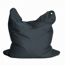 Medium Bull Anthracite Bean Bag Chair