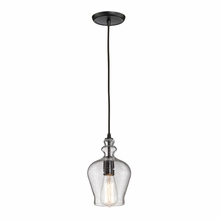 Menlow Park Mini Pendant In Oil Rubbed Bronze