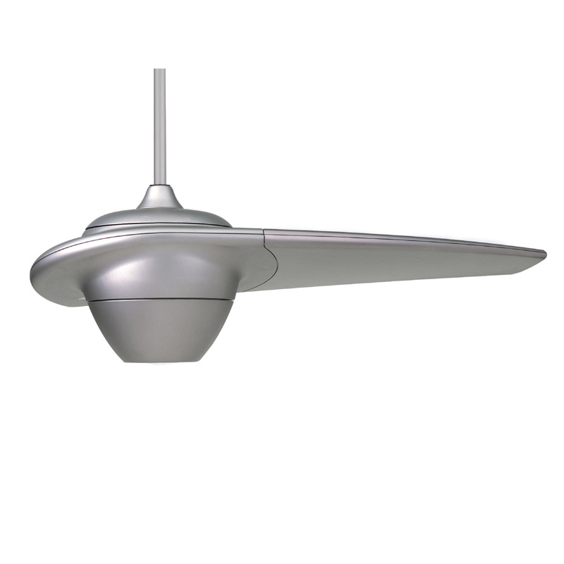 District17 Metro Gray Enigma Single Blade Ceiling Fan Fans