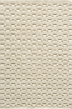 Metro Ivory Solid Rug