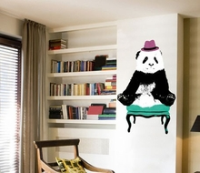 Mighty Fine Hat Wall Decal
